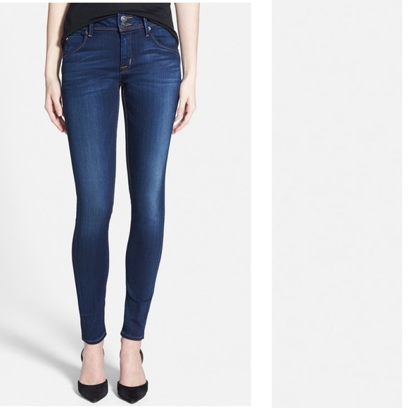 Hudson Jeans Denim - Hudson Collin Skinny Supermodel Jeans, 29!